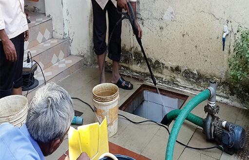 شركة تنظيف خزانات بجدة