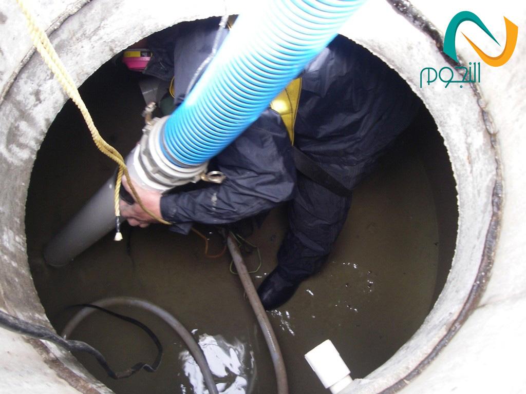 شركه تنظيف خزانات المياه بجده
