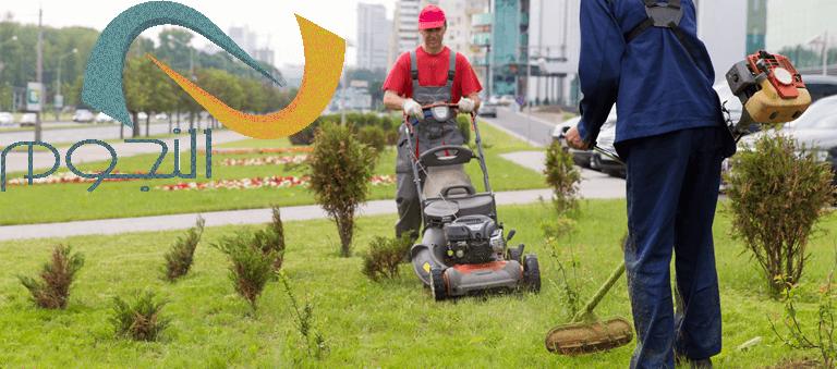 شركة تنسيق حدائق بالطائف