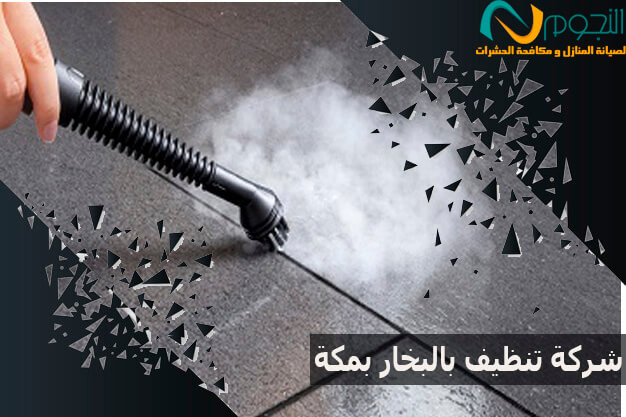 صورة شركة تنظيف بالبخار بمكة