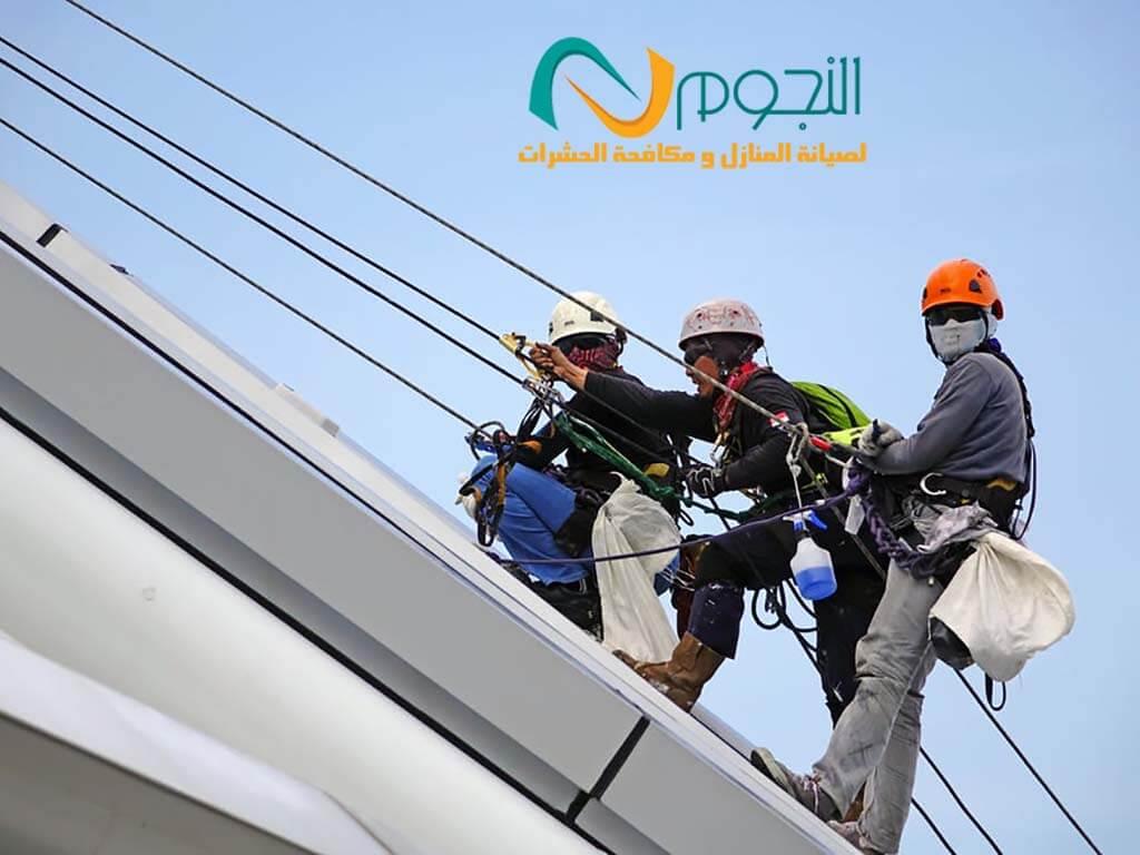 Photo of شركة تنظيف واجهات بجدة