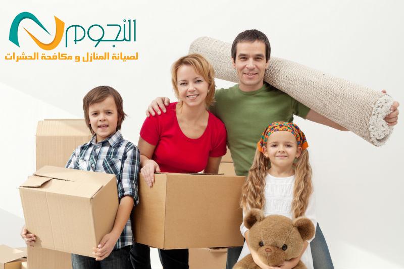 شركة نقل عفش جدة الى الكويت