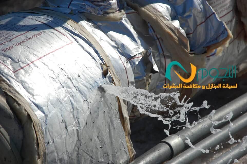 صورة شركة كشف تسربات المياه بجدة