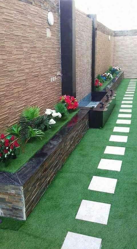 مصمم تنسيق حدائق بجدة