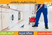 صورة شركة تنظيف بالطائف