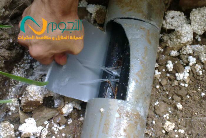 صورة شركة كشف تسربات المياه بالرياض