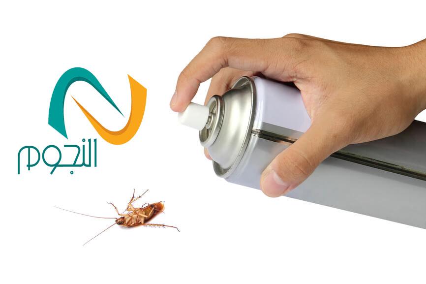 شركة مكافحة الصراصير بالطائف