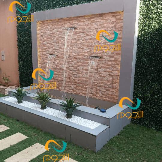 شركة تصميم حدائق للمنازل